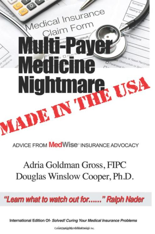 Medical-Insurance-Advocacy-Book